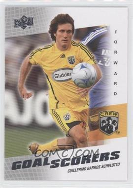 2008 Upper Deck MLS Goal Scorers #GS-6 - Guillermo Barros Schelotto