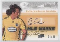 Guillermo Barros Schelotto /30