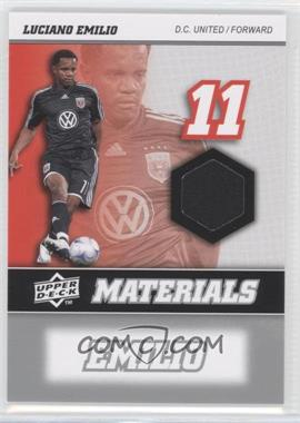 2008 Upper Deck MLS MLS Materials #MM-19 - Luciano Emilio