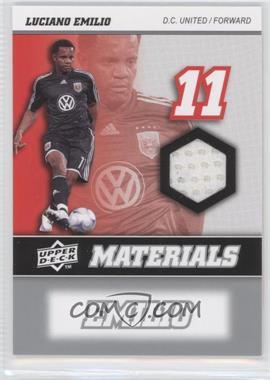 2008 Upper Deck MLS MLS Materials #MM-19 - Luciano Emilio
