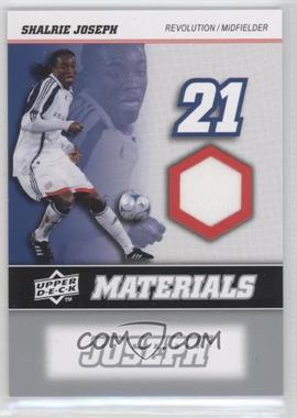 2008 Upper Deck MLS MLS Materials #MM-28 - Shalrie Joseph