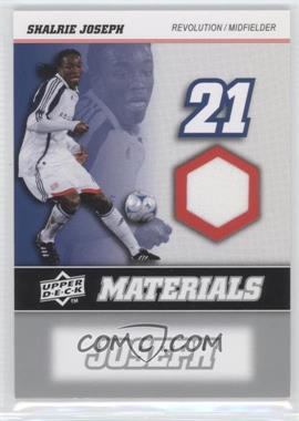 2008 Upper Deck MLS MLS Materials #MM-28 - Shalrie Joseph