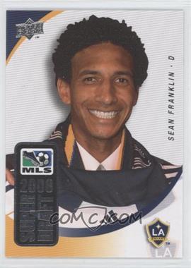 2008 Upper Deck MLS Super Draft #SD-9 - Sean Franklin
