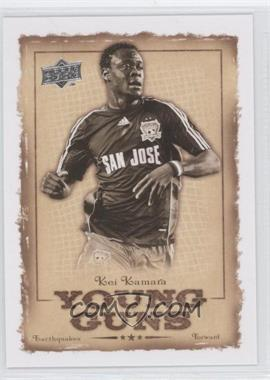 2008 Upper Deck MLS Young Guns #YG-11 - Kei Kamara