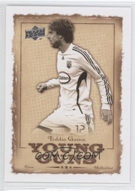 2008 Upper Deck MLS Young Guns #YG-3 - Eddie Gaven