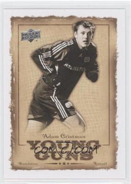 2008 Upper Deck MLS Young Guns #YG-7 - Adam Cristman