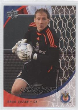 2008 Upper Deck MLS #10 - Brad Guzan