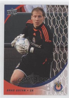 2008 Upper Deck MLS #10 - Brad Guzan
