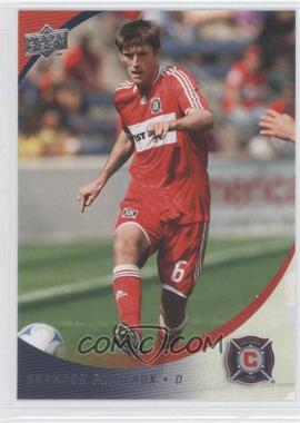 2008 Upper Deck MLS #106 - Brandon Prideaux