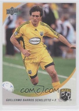 2008 Upper Deck MLS #15 - Guillermo Barros Schelotto