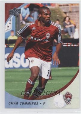 2008 Upper Deck MLS #150 - Omar Cummings