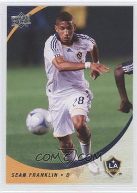 2008 Upper Deck MLS #155 - Sean Franklin