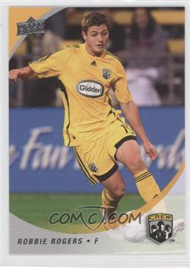 2008 Upper Deck MLS #19 - Robbie Rogers