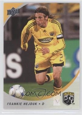 2008 Upper Deck MLS #20 - Frankie Hejduk
