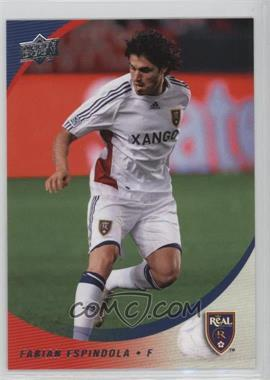 2008 Upper Deck MLS #200 - Fabian Espindola