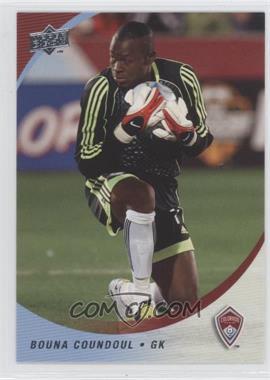2008 Upper Deck MLS #25 - Bouna Coundoul