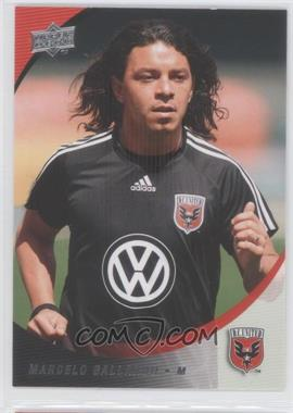2008 Upper Deck MLS #43 - Marcelo Gallardo