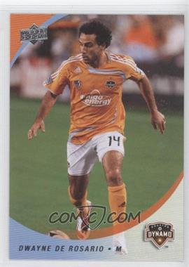 2008 Upper Deck MLS #45 - Dwayne De Rosario