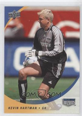 2008 Upper Deck MLS #54 - Kevin Hartman