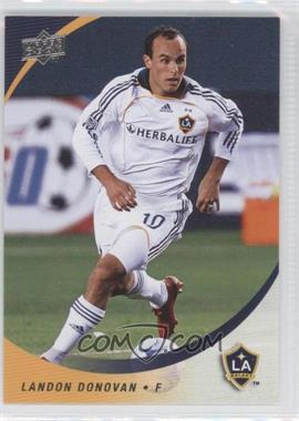 2008 Upper Deck MLS #58 - Landon Donovan