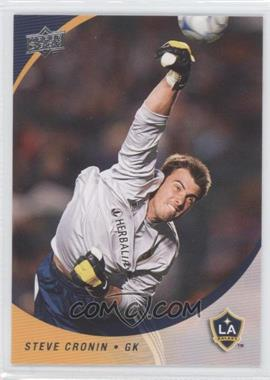 2008 Upper Deck MLS #60 - Steve Cronin