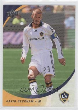 2008 Upper Deck MLS #61 - David Beckham