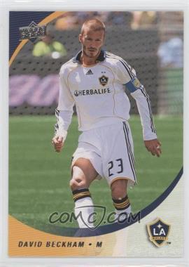 2008 Upper Deck MLS #61 - David Beckham