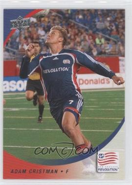 2008 Upper Deck MLS #65 - Adam Cristman
