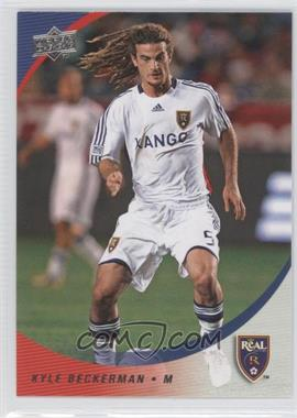 2008 Upper Deck MLS #81 - Kyle Beckerman