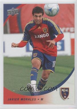 2008 Upper Deck MLS #86 - Javier Morales