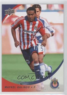 2008 Upper Deck MLS #9 - Maykel Galindo