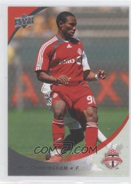 2008 Upper Deck MLS #95 - Jeff Cunningham