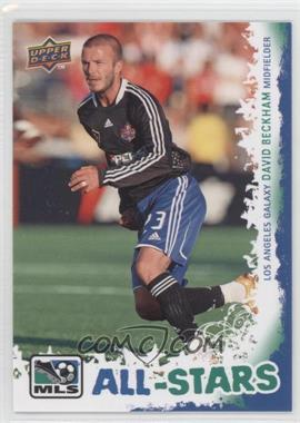 2009 Upper Deck MLS - All-Stars #AS-6 - David Beckham