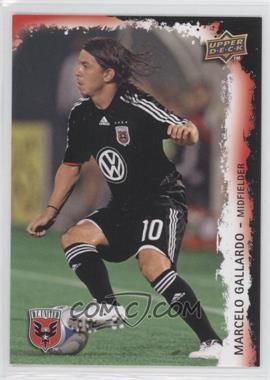 2009 Upper Deck MLS - [Base] #133 - Marcelo Gallardo