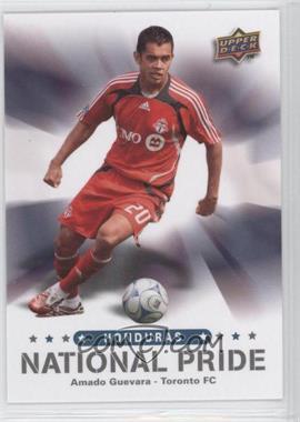 2009 Upper Deck MLS - National Pride #NP-9 - Amado Guevara