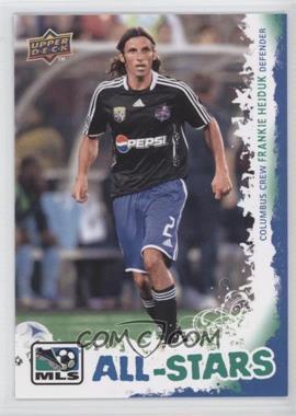 2009 Upper Deck MLS All-Stars #AS-5 - Frankie Hejduk