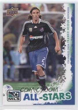 2009 Upper Deck MLS All-Stars #AS-5 - Frankie Hejduk