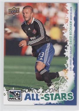 2009 Upper Deck MLS All-Stars #AS-6 - David Beckham