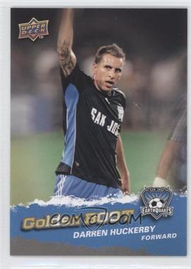 2009 Upper Deck MLS Golden Boot #GB-15 - Darren Huckerby