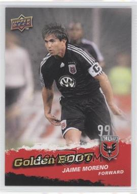 2009 Upper Deck MLS Golden Boot #GB-7 - Jaime Moreno