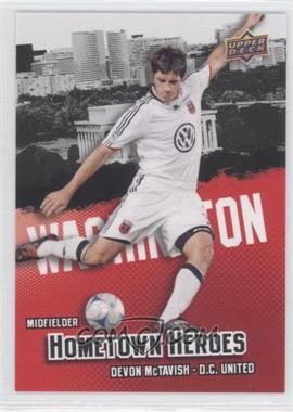 2009 Upper Deck MLS Hometown Heroes #HH-5 - Devon McTavish