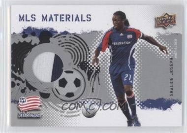 2009 Upper Deck MLS Materials #MT-SJ - Shalrie Joseph