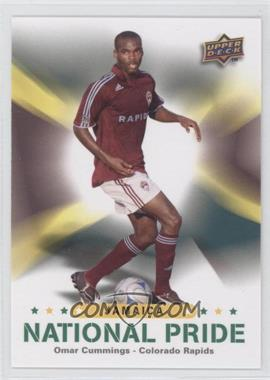 2009 Upper Deck MLS National Pride #NP-15 - Omar Cummings