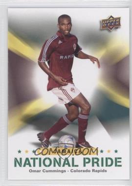2009 Upper Deck MLS National Pride #NP-15 - Omar Cummings