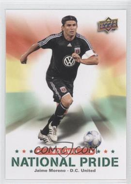 2009 Upper Deck MLS National Pride #NP-16 - Jaime Moreno