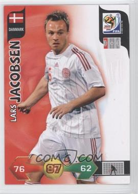 2010 Panini Adrenalyn XL FIFA World Cup South Africa - [Base] #LAJA - Lars Jacobsen