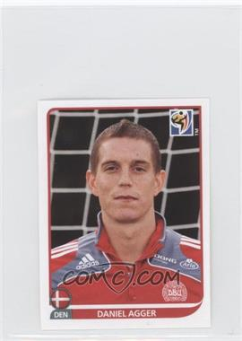 2010 Panini FIFA World Cup South Africa Album Stickers - [Base] #356 - Daniel Agger