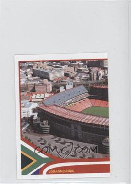 2010 Panini FIFA World Cup South Africa Album Stickers #10 - Johannesburg