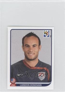 2010 Panini FIFA World Cup South Africa Album Stickers #218 - Landon Donovan