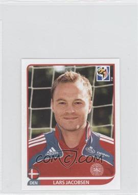 2010 Panini FIFA World Cup South Africa Album Stickers #357 - Lars Jacobsen